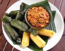Guanimes, Puertorican food :)