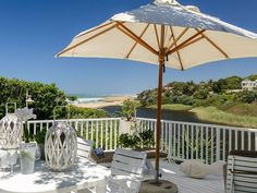 Brown's @ Milkwood Luxury Chalets Brown's @ Milkwood is located in the exclusive and secure estate of Milkwood, Southbroom on the South Coast of KwaZulu-Natal. This fully alarmed unit lies on Umkobi Lagoon and Beach, opposite the famous Tratorria Restaurant and a stone's throw from Southbroom Golf Course. Local amenities include nature walks, tennis courts, bowling club, two swimming beaches with restaurants, two tidal pools and a number of prestigious golf courses.