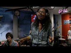 ▶ Giovanca - How Does It Feel (Live bij Giel 3FM, 20-08-2013) - YouTube