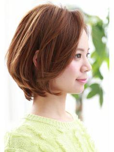 プリームムジーツー Pri mum G2 【Pri mum】フェミニンショートボブ☆ Short Bob Hairstyles, Cute Hairstyles, Medium Hair Styles, Short Hair Styles, G Hair, Japanese Hairstyle, Girl Haircuts, Natural Curls, Hair Designs
