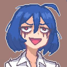 Anime Pixel Art, Anime Art, Pretty Art, Cute Art, Character Art, Character Design, Foto Top, Anime Soul, Pixel Drawing