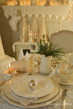 Aiken House & Gardens: Romantic White Cottage Lunch