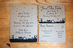 Midsummer Meadow Wedding Stationery Range