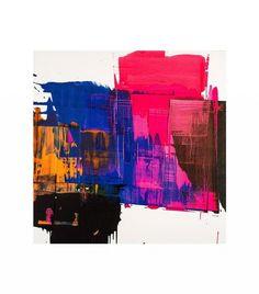 Ken Tate Tilt Painting