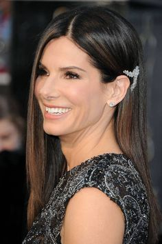 The 20 best hairstyles for wedding inspiration: Sandra Bullock