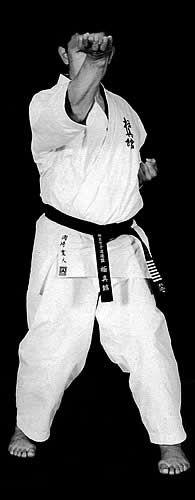 Jōdan age teishō uke