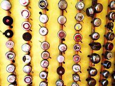 Nobels Nostalgisch Museum, Ameland, Netherlands - Old bicycle bells