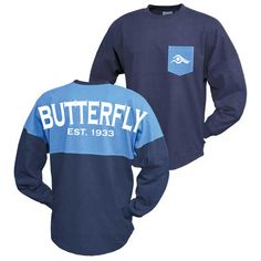 Butterfly Swim Jerseys- Navy/Blue | SwimWithIssues
