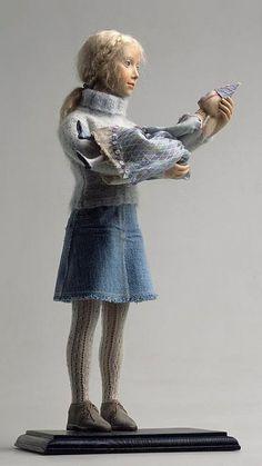 Куклы от Александры Кукиновой