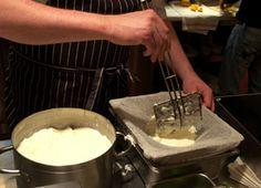 Homemade Ricotta A La Il Buco Alimentari Is Amazing, Surprisingly Easy To Make