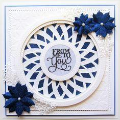 Sue Wilson, Christmas Cards, Creative, Crafts, Tutorials, Christmas E Cards, Manualidades, Xmas Cards, Christmas Letters