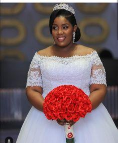 Wedding Dress Cake, Wedding Wear, Wedding Suits, Wedding Attire, Wedding Bride, Wedding Cakes, Nigerian Wedding Dresses Traditional, African Traditional Wedding, Bridal Dresses