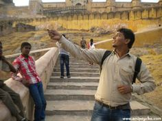 Amber Fort of Jaipur, Rajasthan, India #Tour #Travel #Holiday #Destinations #Photography