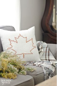 Fall Decor by Bloggers