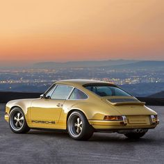 #singervehicledesign #porsche #porsche911 #thedenvercar #handcrafted #everythingisimportant