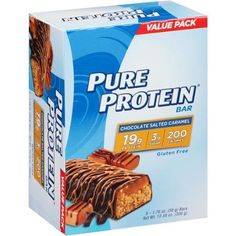 This protein bar is good, it's almost like a candy bar.