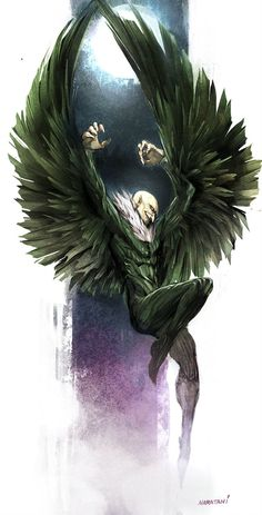 Vulture by naratani on DeviantArt Spiderman Pictures, Spiderman Art, Amazing Spiderman, Venom Spiderman, Marvel E Dc, Disney Marvel, Marvel Heroes, Marvel Universe, Marvel Comic Character