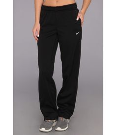 Nike All Time Fleece Pant Black/White - Zappos.com Free Shipping BOTH Ways 55$