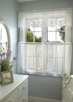 Sonata - Curtains by Heritage Lace