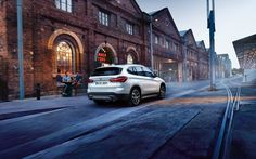 КЛАССНЫЕ ФОТО АВТО! (и не только) - BMW X1 (F48) (2016). Новые фото.