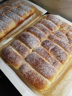 Palm trees with almond cream - HQ Recipes Bread Dough Recipe, Cake Recipes, Dessert Recipes, Biscotti Cookies, Hungarian Recipes, Exotic Food, Sweet Bread, Winter Food, Quick Easy Meals