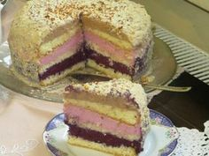 European Dishes, Calzone, Easy Cake Recipes, Food Cakes, Cakes And More, Vanilla Cake, Tiramisu, Bbq, Food And Drink