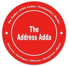 Find all addresses about schools colleges hospitals pin codes zip codes postal codes companies ifsc codes offices service centers on Address Adda.