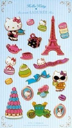 88 Best Laduree Hello Kitty ♥ images  be58093cb086c