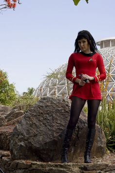And You Thought Star Trek Was Just For Nerds! 32 Of The Hottest Trekkie Cosplay Girls Cosplay Outfits, Cosplay Girls, Cosplay Costumes, Star Trek Outfits, Star Trek Uniforms, Star Trek Cosplay, Star Trek Images, Star Trek Characters, Star Trek Series