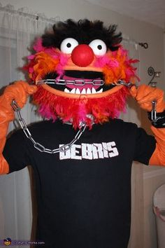 Animal (Muppet) - Halloween Costume Contest via @costume_works