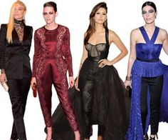 … And the punk looks keep marching in! Let's have a moment of appreciation for all the ladies who stepped into pants for the red carpet at the Met Ball, shall we?[...]
