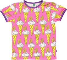 Smafolk Icecream T-Shirt