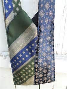 OOAK Necktie Sling Purse Upcycled Men's Necktie Handbag Shoulder Bag ...