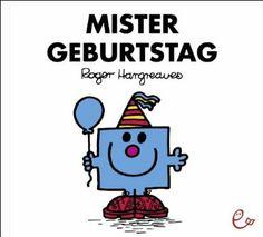 Mister Geburtstag: Amazon.de: Roger Hargreaves, Nele Maar, Lisa Buchner: Bücher