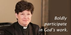 Message from Presiding Bishop Elizabeth Eaton - Evangelical Lutheran Church in America