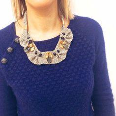 SALDI  Collana €39,90 -30%= €28 Spedizione gratuita  Info: WhatsApp 329.0010906 #manlioboutique #sales #bijoux #necklace