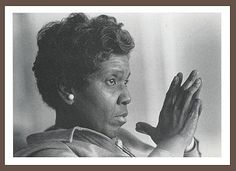 Today in honor of Women's History Month, we salute Barbara Jordan, civil rights leader and the first black woman elected to the Texas State Senate post Reconstruction and first African American southerner elected to the US House of Representatives. Prior to becoming a state senator, Jordan was a political science professor at Tuskeegee Institute. (via NAACP)