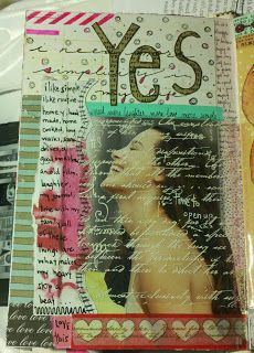 Kelly Kilmer Artist and Instructor: 13 September 2012 Journal Page