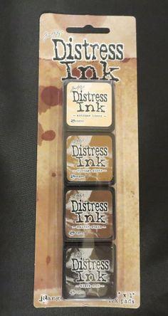 Mini ink pads, very cute!