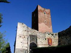 Castello Bellaguardia o Castello di Giulietta - Montecchio Maggiore