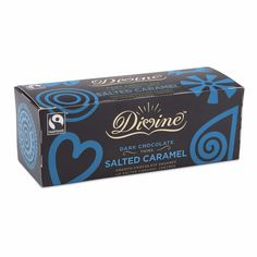 Buy Divine Salted Caramel Thins Oxfam, Sourced by Oxfam, Chocolate Divine Chocolate, Mint Chocolate, After Dinner Mints, Sunflower Lecithin, Chocolate Squares, Healthy Food Options, Cocoa Butter, Caramel
