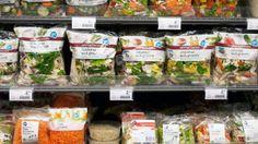 Gezond Eten: Is Voorgesneden Groente Ook Goed?