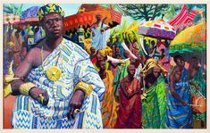 Osei Tutu King of Asante (circa 1650-1717) Osei Tutu was the founder and first ruler of the Asante nation, a great West African kingdom now known as Ghana. He tripled the geographic size of Asante and the kingdom was a significant power that endured for two centuries.