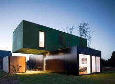 Shipping Container Homes Hit Indiegogo