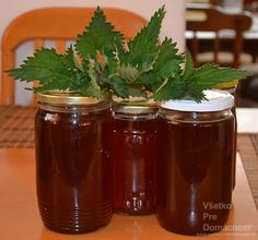 Preserves, Pickles, Lemonade, Crockpot, Salsa, Herbalism, Food And Drink, Cooking Recipes, Herbs