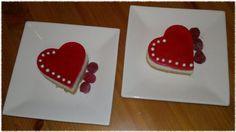 Ystävänpäivä-leivokset. Tämän reseptin on tehnyt Kotikokki.netin nimimerkki Irzu