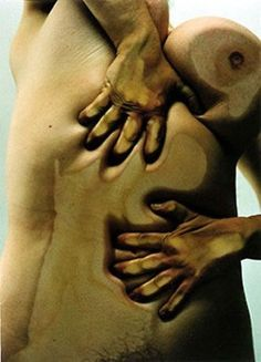 Jenny Saville and Glen Luchford, 'Closed Contact'