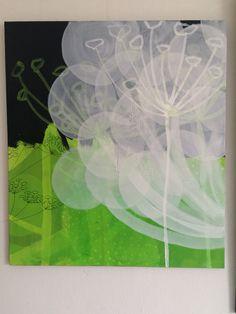 Acrylic on canvas. 80x90 cm.