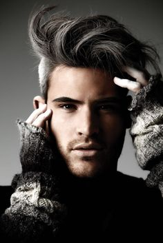 Trending Hair Color Ideas For Mens Hair Colour, Hair Color, Undercut Hairstyles, Cool Hairstyles, Shaved Hairstyles, Latest Hairstyles, Hair And Beard Styles, Long Hair Styles, Look 2015