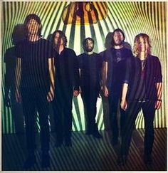 The Black Angels - cool band we saw at Osheaga and are going to see in concert in May!